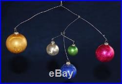 1954 Mobile Christmas Ornament LAGARDO TACKETT for Freeman Lederman Atomic Era