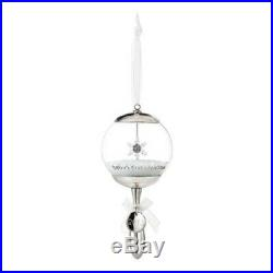 Hallmark Baby's First Christmas Ornament Glass Rattle Ornament 2013 Collectible