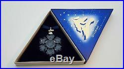 SWAROVSKI STAR 1994 SNOWFLAKE CHRISTMAS ORNAMENT cheapest on ebay