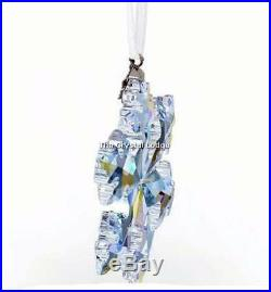 Swarovski Christmas 2016 /25th Anniv Ornament Ab 5258537 Mint Boxed Retired Rare
