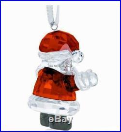 Swarovski Christmas Ornament Santa Claus 5286070 Mint Boxed Retired Rare