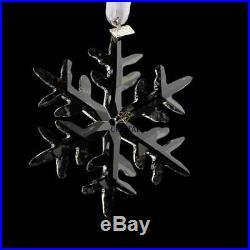 Swarovski Limited Edition Unicef 2009 Christmas Xmas Ornaments Snowflake 1028874