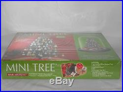 Westrim Crafts MINI CHRISTMAS TREE Basic Starter Kit Glass Beaded SEALED